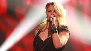 Beatrice Egli im Final von «Deutschland sucht den Superstar»