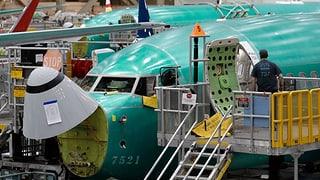 Boeing stellt Update vor