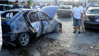 Syrischer Bürgerkrieg erreicht nun auch Beirut