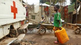 IKRK-Einsatz in Zentralafrika wird erweitert