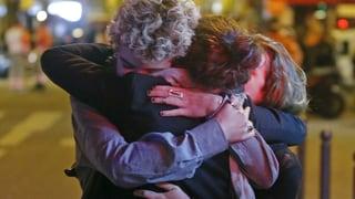 Augenzeugen berichten aus Paris