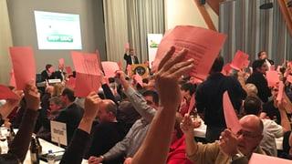 Kein doppelter Bühler auf der Berner SVP-Wahlliste