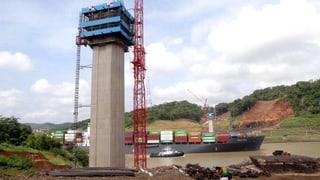 Fällt bald das Monopol am Panama-Kanal?