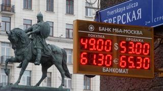 Rekord-Kapitalflucht aus Russland