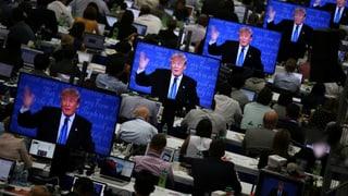 Das sagt die Welt zur Trump-Wahl