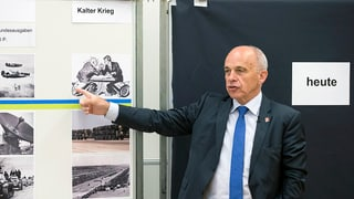Maurer will neues Luftabwehrsystem vorantreiben