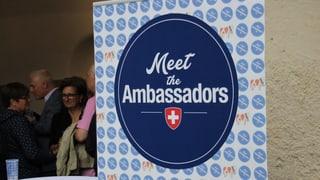 Tge fa in ambassadur insumma?