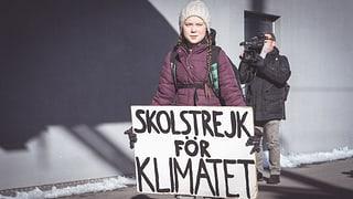 Greta Thunberg – ina giuvna cun ina visiun