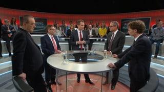 «Arena» zum SNB-Entscheid: Wie weiter ohne Mindestkurs?