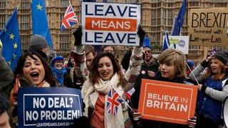 Wie das Parlament den Brexit ohne Vertrag verhindern will