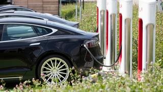 Tesla ist die wertvollste US-Automarke