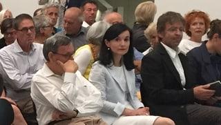 Ferma critica cunter Martin Jäger