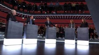 Rahmenabkommen: Jetzt wird diskutiert (Artikel enthält Video)