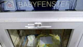 Spital Olten eröffnet im Sommer ein Babyfenster