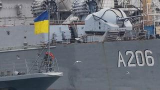 Poroschenko warnt vor einem Krieg mit Russland