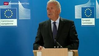 Flüchtlingschaos auf Kos: EU verspricht mehr Hilfe