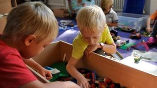 Nur noch Mundart in Aargauer Kindergärten – mit Ausnahmen