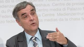 Basler Regierungspräsident Guy Morin hört auf