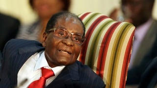 Die WHO wollte Simbabwes Diktator Robert Mugabe zum Sonderbotschafter ernennen. Nach heftigen internationalen Protesten macht die Organisation einen Rückzieher.