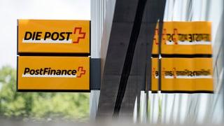 Las cartas da la Postfinance funcziunan puspè
