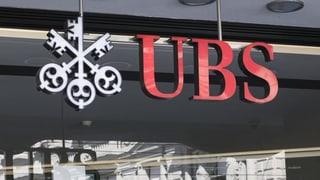 UBS verdient im Schlussquartal weniger als erwartet (Artikel enthält Video)
