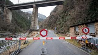 La Val Maderana è il mument isolada dal rest dal mund