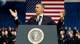 Obama wirbt erneut für strengere Waffengesetze
