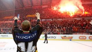 Fans feiern ihren SCB