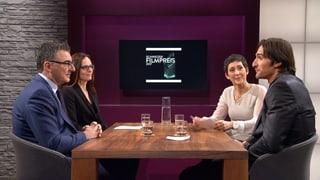Video «Iran, Europa, Frauenstimmrecht: Kritikerrunde zum CH-Filmpreis» abspielen