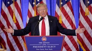 Infurmaziuns engrevgiantas: Trump reagescha