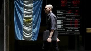 IWF greift Argentinien mit Milliardenkredit unter die Arme