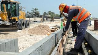 Amnesty: Arbeiter in Katar skrupellos ausgebeutet