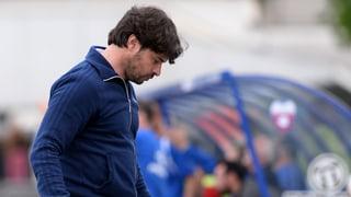 Sforza verlässt FC Wohlen – Sportchef Rueda übernimmt Traineramt
