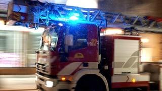 Bündner Feuerwehr befürchtet Personalmangel