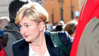 Italiens Industrieministerin tritt zurück