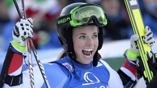 Lara Gut gudogna slalom gigant a Lienz