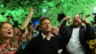 Die Grünen müssen Farbe bekennen