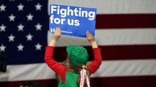 «Super Tuesday»: Die Kandidaten bringen sich in Stellung