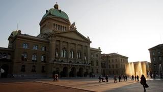 Geschichte des Bundeshauses