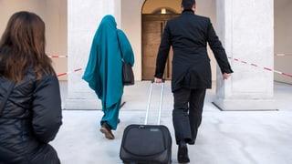 Bundesstrafgericht verurteilt Schweizer Dschihad-Reisende