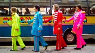 Gut fürs Geschäft: Liverpool und der Beat der Beatles