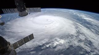 Hurrikan «Gonzalo» fegt über die Bermudas