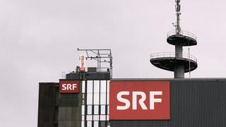 SRG: pussaivla midada da Berna a Turitg