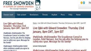 Snowden hält Geheimdienst-Reform für möglich