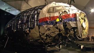 MH17 wurde von Buk-Rakete aus Ostukraine abgeschossen