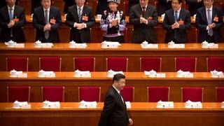 China, der «Ein-Mann-Staat»