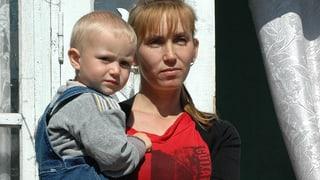 Das Schicksal junger Familien in Moldawien (Artikel enthält Bildergalerie)