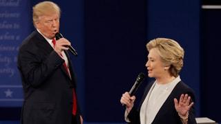 «Trump war wohl nicht im Debattierclub»