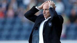 Bernegger nicht mehr Luzern-Trainer