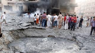 Überleben im Leichenhaus: Syrer ohne Hoffnung